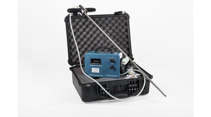 ZUURSTOFMETER TELEDYNE 320 PD + LANS