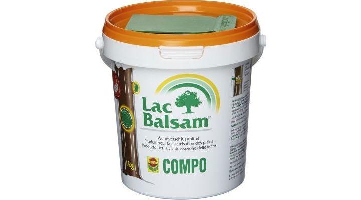 LAC BALSAM WONDAFDEKMIDDEL 1 KG