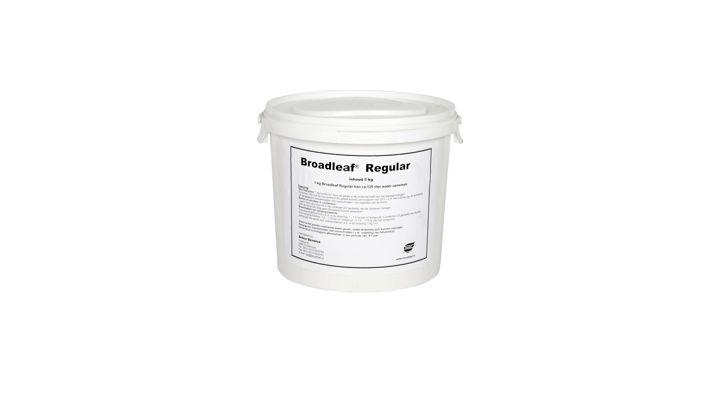 BROADLEAF REGULAR  4,5 KG  ( 1 KG / M3 )