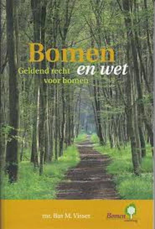 Boek Bomen En Wet